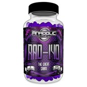 RAD-140 (5 мг, 90 капс)