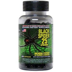 Black spider (100 капсул) - термогеник
