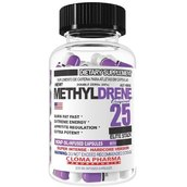 Methyldrene 25 elite (100 капс) - термогеник