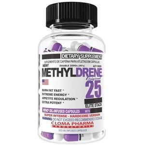 Methyldrene 25 elite (100 капс) - термогеник