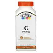 Витамин C (250 таб, 500 мг)
