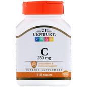 Витамин C (110 таб, 250 мг)