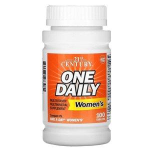 One Daily для женщин (100 таб, 100 дней)