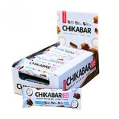 Протеиновый батончик Chikabar (белок 15 г, углеводы 2.9 г, жир 11 г, масса 60 г)