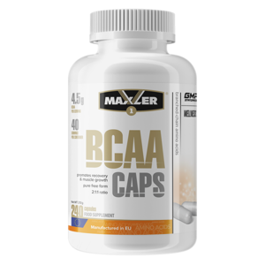 BCAA капсулы (240 капс, 750 мг)