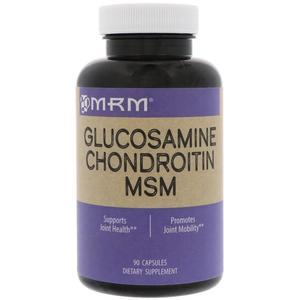 Глюкозамин-хондроитин-MSM (90 капс)