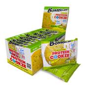 Печенье протеиновое BombBar (белок 10 г, углеводы 6 г, жир 3 г, масса 40 г)