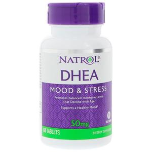 ДГЭА, дегидроэпиандростерон (50 мг, 60 таб)