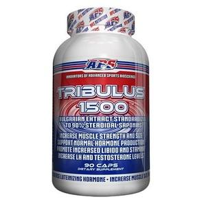 Tribulus 1500 (90 капс, 750 мг, 90% сапонинов из надземных частей)