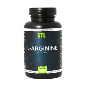 L-аргинин (100 капс, 500 мг)