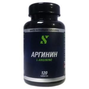 L-Аргинин (120 таб, 1000 мг)