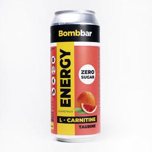 Энергетический напиток (L-кар + гуарана, 500 мл)
