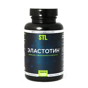 Эластотин (120 таб, 1000 мг)