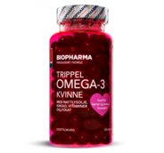 Омега-3 + К2 + D3 + E (120 капс, 450/252 мг, Норвегия)