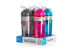 SportMixer Sleek tritan (828 мл, не впитывает запахи)