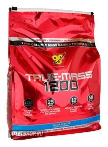 True Mass 1200 (простой гейнер) - 4500 г