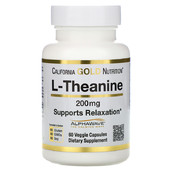 L-теанин (60 капс, 200 мг)