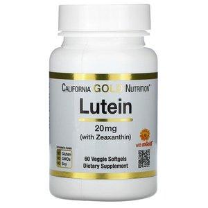 Лютеин (60 капс, 20 мг)