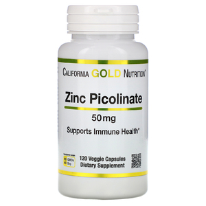 Цинк пиколинат (120 капс, 50 мг)