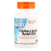 Альфа-липоевая кислота (60 капс, 600 мг)