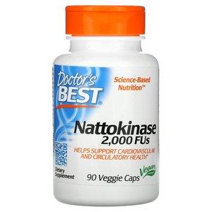 Наттокиназа (90 капс, 2000 FU)