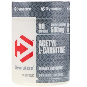 Ацетил-L-карнитин + метионин (90 капс, 500 мг)