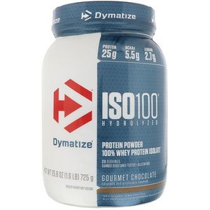 Гидролизат+Изолят сывороточного белка (725 г)