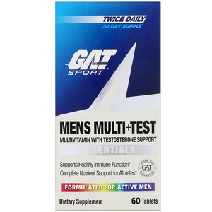 Mens Multi + Test (60 таб)