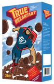 Шоколадно-протеиновый завтрак (5 порций по 50 г, 25 г белка)