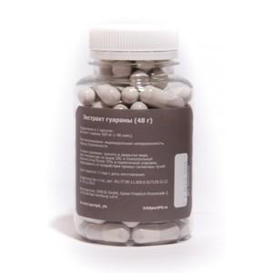 Гуараны экстракт (100 капс, 340 мг)