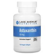 Астаксантин (120 капс, 10 мг)