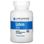 Лютеин (120 капс, 20 мг)