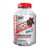 Lipo-6X (120 капс, двухфазные) - термогеник