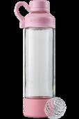Mantra™ (600 мл) - стеклянная бутылка для воды/шейкер