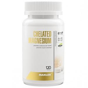 Магний хелатный (120 таб, 100 мг) - мышечная выносливость