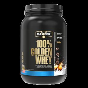 100% Golden Whey (сывороточный) - 908 г