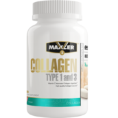 Коллаген, тип 1 и 3 + вит. С (90 таб, 1000 мг)