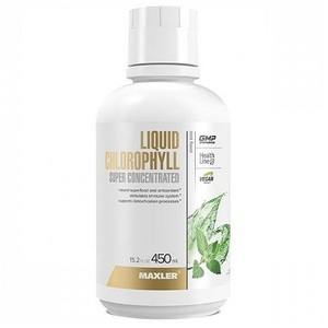 Хлорофилл жидкий (450 мл, 90 порц по 100 мг)