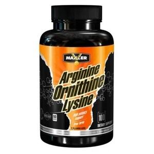 Аргинин-Орнитин-Лизин (100 капс)