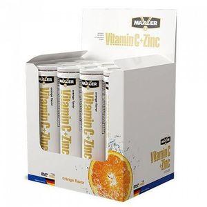 Vitamin C + Zinc (20 шипучек)
