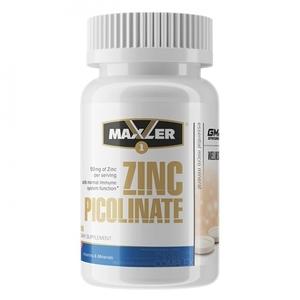 Цинк пиколинат (60 таб, 50 мг)