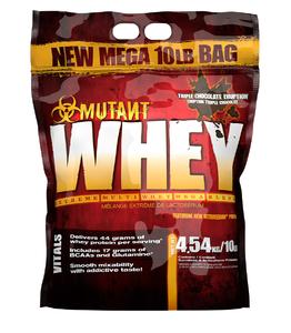 Mutant Whey (сывороточный) - 4540 г