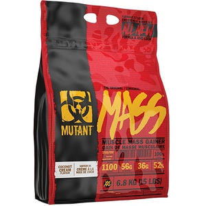 Mutant Mass (простой гейнер) - 6800 г