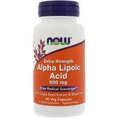 Альфа-липоевая к-та (60 капс по 600 мг)