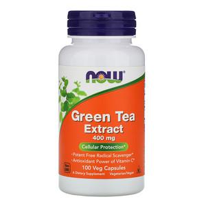 Экстракт зелёного чая (90 капс, 400 мг)