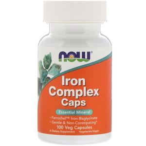 Комплекс с хелатным железом (100 капс, 100 дней)