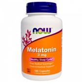 Мелатонин (180 капс, 3 мг) - гормон сна