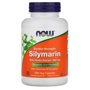 Силимарин (200 капс, 300 мг)
