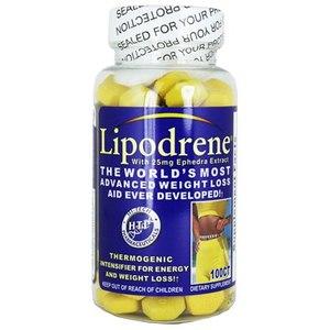 Lipodrene классический (100 таб) - термогеник