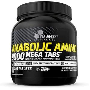 Anabolic Amino 9000 (300 таб, 2000 мг)